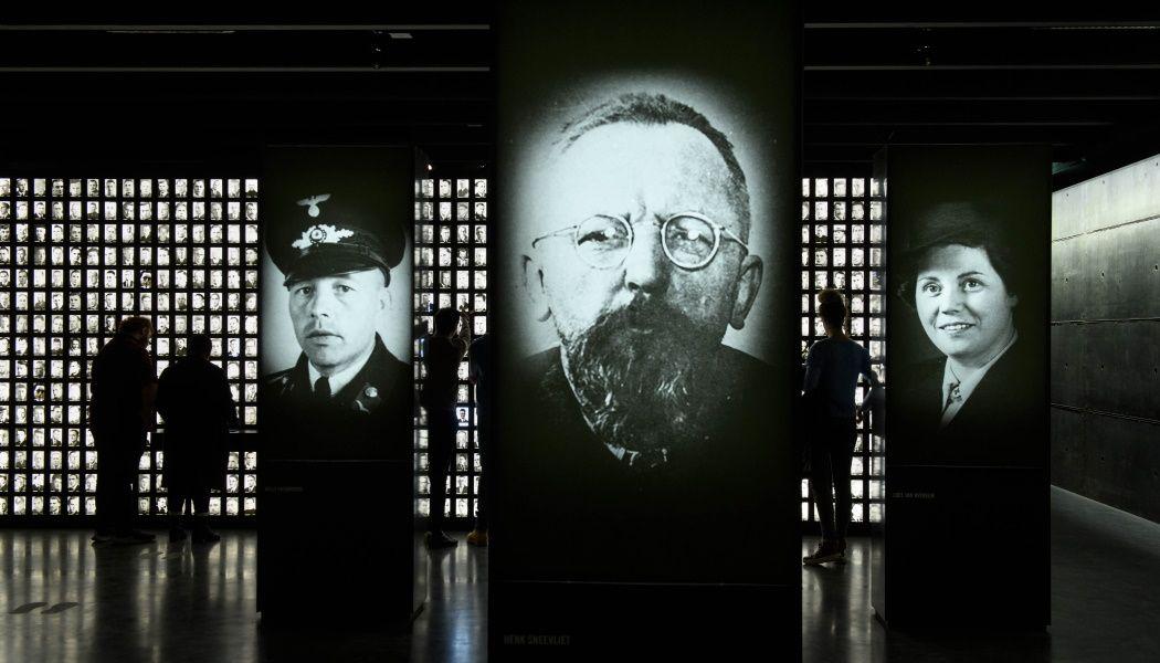 Gevangenen krijgen weer een gezicht in het nieuwe museum. Foto: Nationaal Monument Kamp Amersfoort