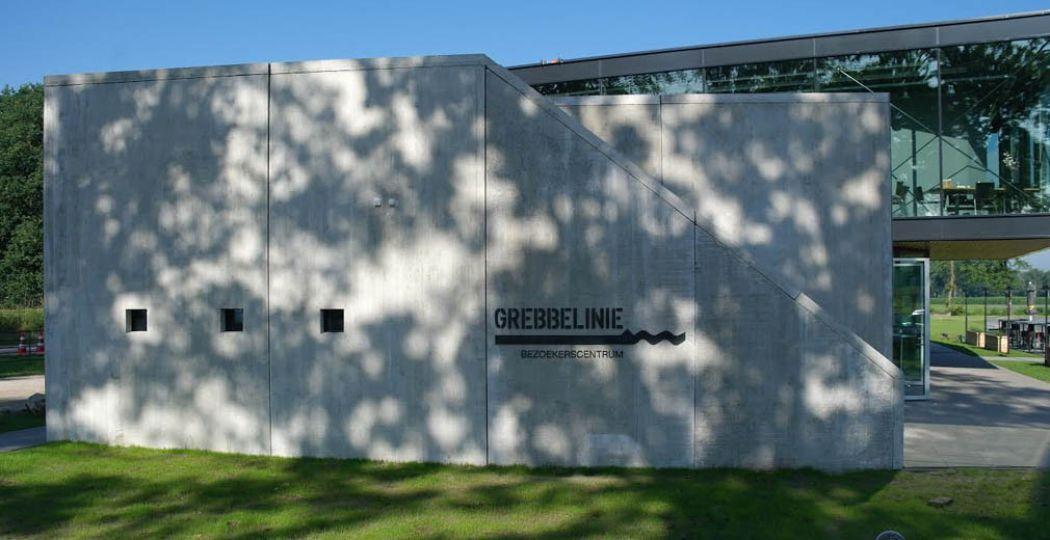 Grebbelinie Bezoekerscentrum is nu geopend. Foto: Staatsbosbeheer