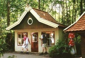 Stap binnen bij Sprookjeswonderland. Foto: Sprookjeswonderland.