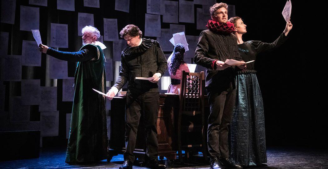 Pop/rock musical Hugo de Groot gaat op 2 juli in première. Een van de eerste musicals die dit jaar in Nederland in première gaan. Foto: Bart van Rongen