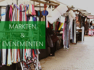 Zomermarkt in Domburg