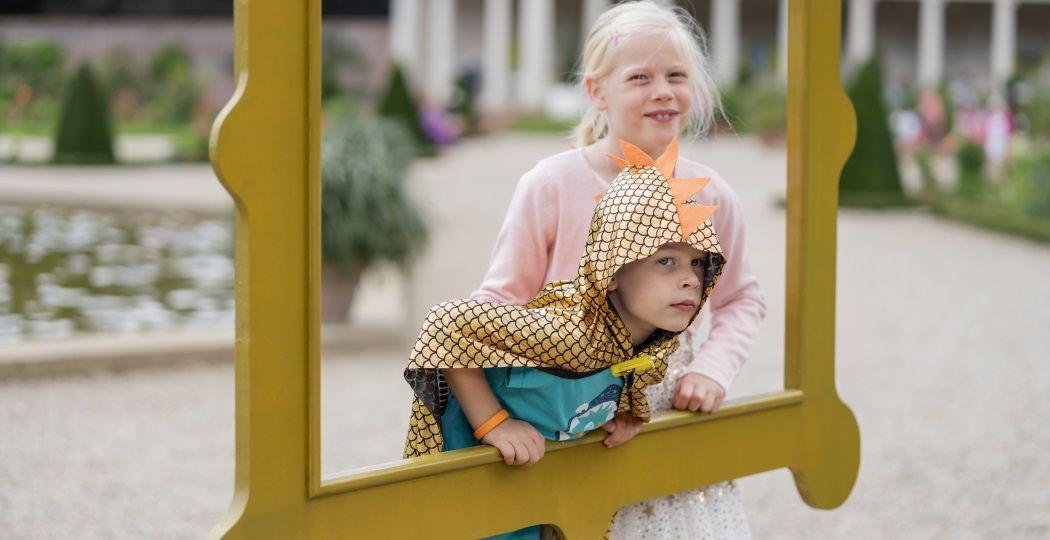 Een koninklijke dag op een echt paleis. Kom je ook naar de Prinsen- & Prinsessendagen? Foto: Paleis Het Loo