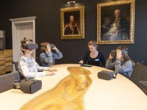 Stap in de wereld van techniek en wetenschap. Foto: Het Science Centre Delft.