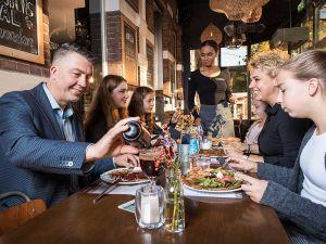 Foto: Pannenkoekenrestaurant 't Hoogstraatje