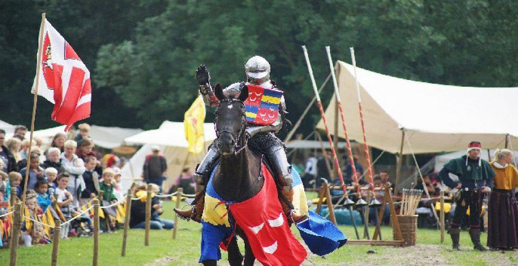 Welke ridder wint de strijd?