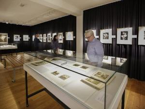 Zie prachtige voorbeelden van steendrukken. Foto: Nederlands Steendrukmuseum.