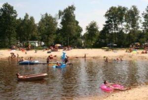 Vakantiepark Het Stoetenslagh: kamperen aan een parelwit strand