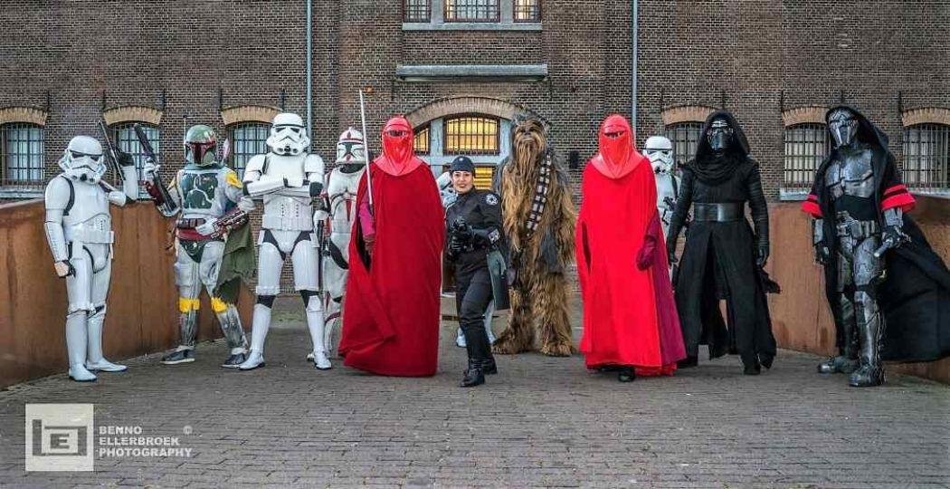 Ontmoet je Star Warshelden in het Museum van de 20e Eeuw. Foto: Benno Ellerbroek Photography.