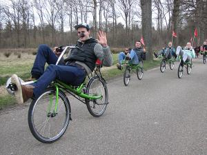 Treeker Treks fietsen