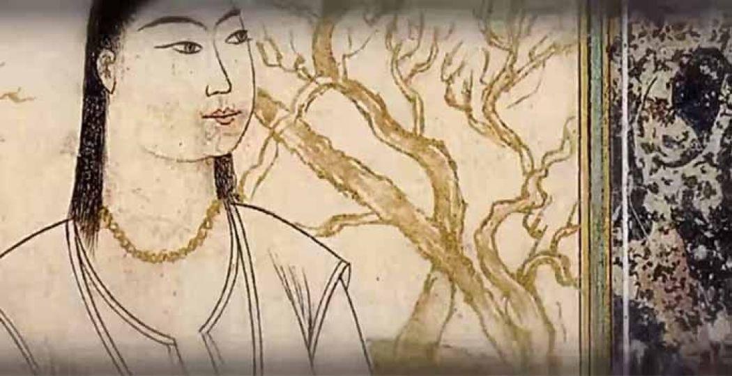 Kösem Sultan was de moeder van de sultan. Zij heerste over zijn harem. Beeld: TwentseWelle
