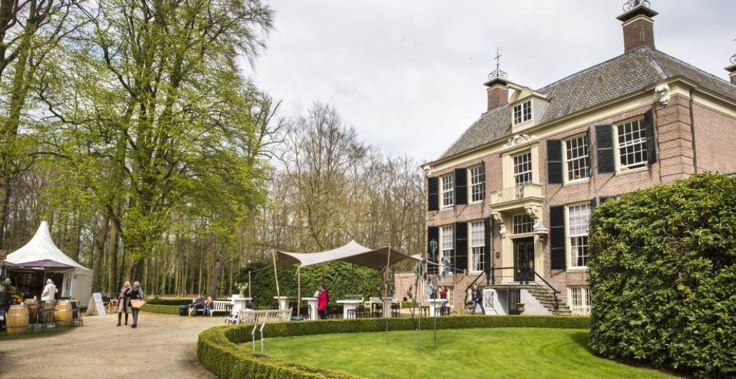 Welkom op het mooie Kasteel Groeneveld in Baarn! Foto: Exclusive Spring Fair