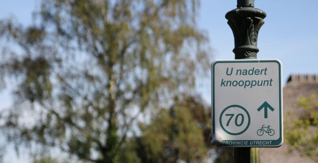 Een prachtige route: van Amersfoort naar Soest en Baarn en terug. Foto: DagjeWeg.NL, Coby Boschma.