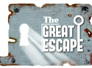 The Great Escape op forteiland IJmuiden