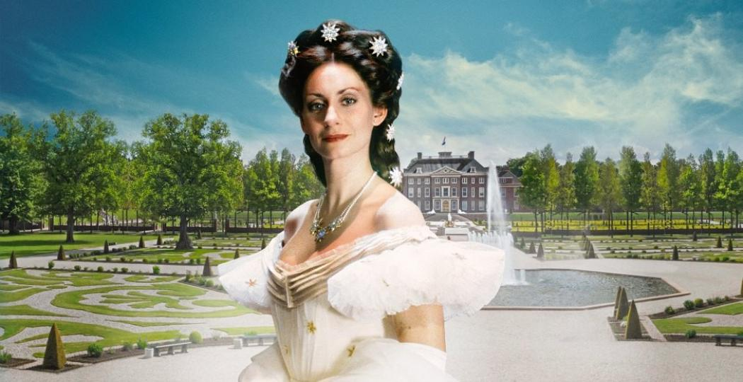 Stap in het leven van Oostenrijkse keizerin Sissi. Foto: Stage Entertainment