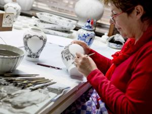 Foto: Royal Delft Experience.