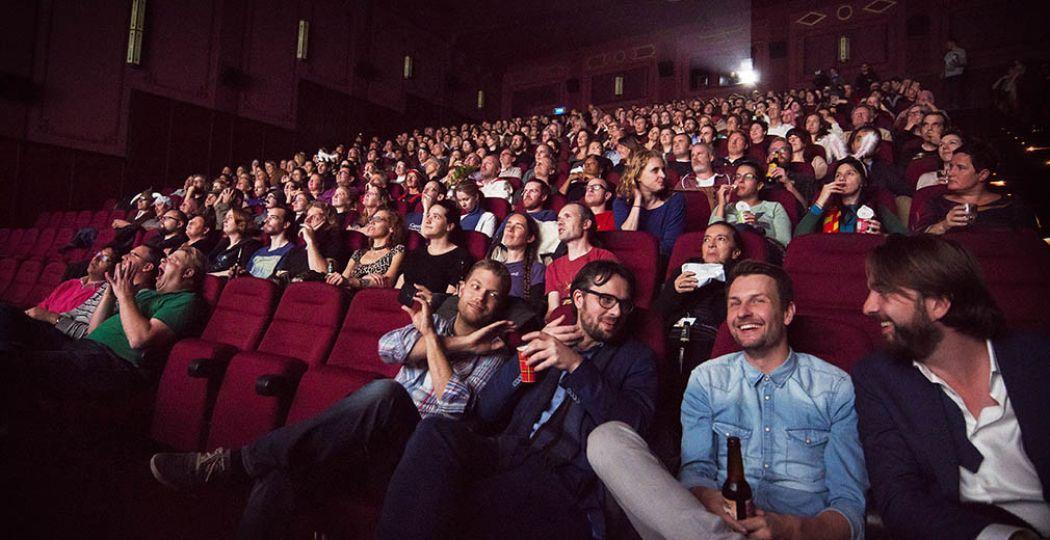Foto: Leiden International Film Festival © Coen Bastiaanssen.