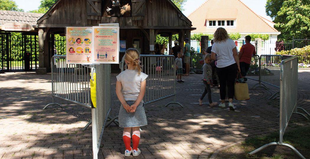 Dagje uit met kinderen naar Speelpark Oud Valkeveen - met coronamaatregelen. Foto: DagjeWeg.NL, Grytsje Anna Pietersma