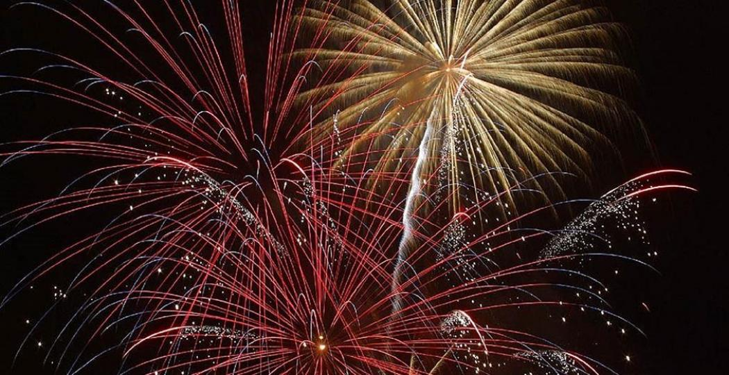 Geniet vier avonden lang van spectaculaire vuurwerkshows in Scheveningen. Foto:  Pexels.com, CC0 License .