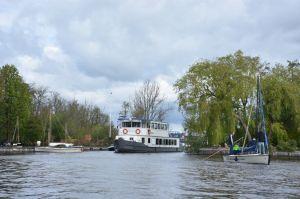 Rondvaart over de Vecht. Foto: Rederij Loosdrecht