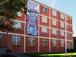 Speelgoedkaartenmuseum Turnhout
