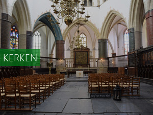 Sint-Michielskerk in Gent