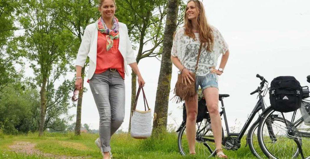 Stop onderweg voor een heerlijke picknick. Foto: Noord-Friese Winkeltjesroute