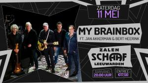 My Brainbox ft. Jan Akkerman & Bert Heerink