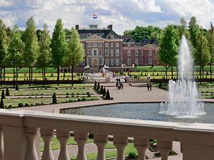 De prachtige tuinen van Paleis Het Loo. Foto: Paleis Het Loo.