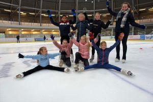 Snelcursus schaatsen in de kerstvakantie
