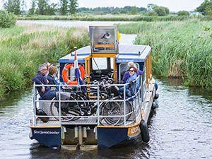 Vaar mee met de Ecowaterliner