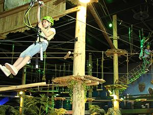 Foto: Coronel Adventure Indoor Klimpark.