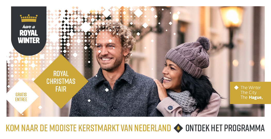 Bezoek de Royal Christmas Fair!