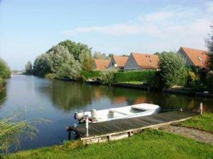 Vakantie aan het West-Friese water