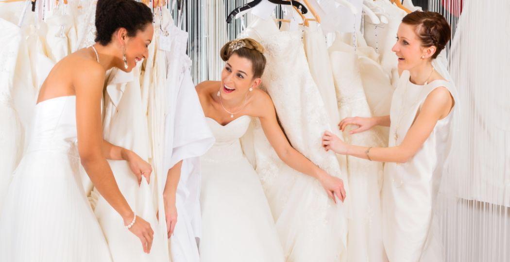 Zeg je ja tegen de ultieme droomjurk? Wedding Wonderland is een hilarische ervaring! Foto: Wedding Wonderland.