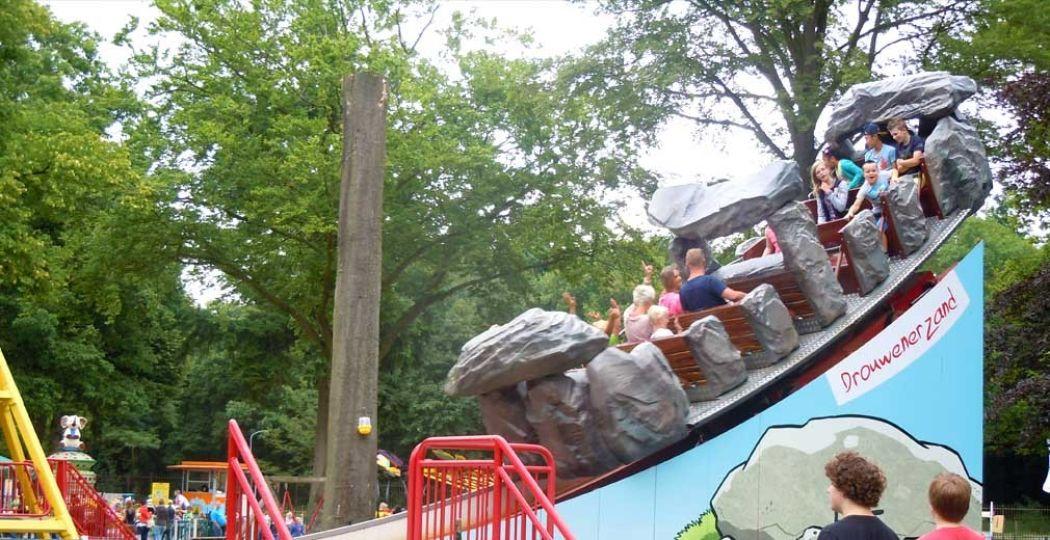Attractiepark Drouwenerzand is onmisbaar in Drenthe! Foto: Redactie DagjeWeg.NL