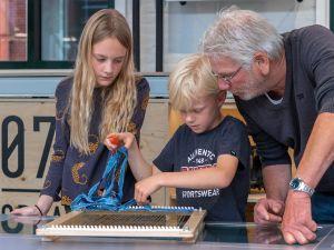 Assembleren kun je leren. Foto: Oyfo Techniekmuseum
