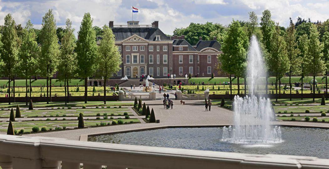 Paleis Het Loo, zoals het er nu nog uitziet. Foto: Paleis Het Loo, Hesmerg.