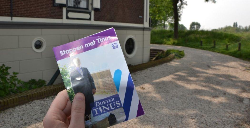 Volg de route langs de hotspots uit de serie Dokter Tinus. Foto: DagjeWeg.NL
