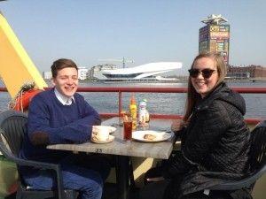 Pannenkoekenboot Amsterdam