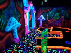 Foto: GlowGolf Schiedam.