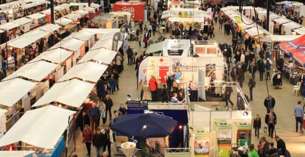Vorig jaar trok de beurs ruim 5300 bezoekers. Foto: TT Hall Assen.