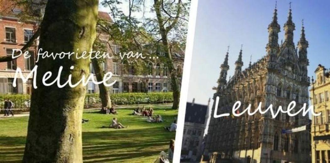Op citytrip door Leuven met een echte local! Foto's: Meline