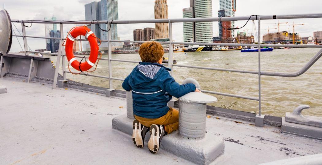 Bezoek de Wereldhavendagen en ga op reis door de grootste haven van Europa! Foto: Wereldhavendagen © Anne Reitsma Fotografie