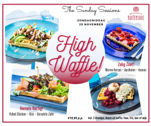 The Sunday Sessions: High Waffle