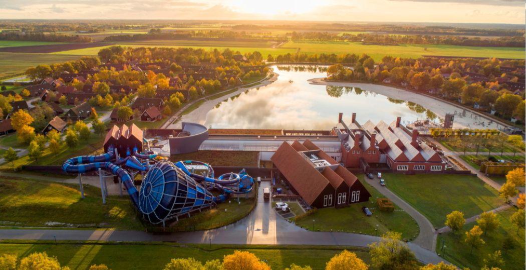 Vier vakantie in Drenthe! Foto: Hof van Saksen