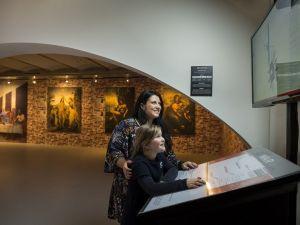 Da Vinci's uitvinding. Foto: Paula Romein.