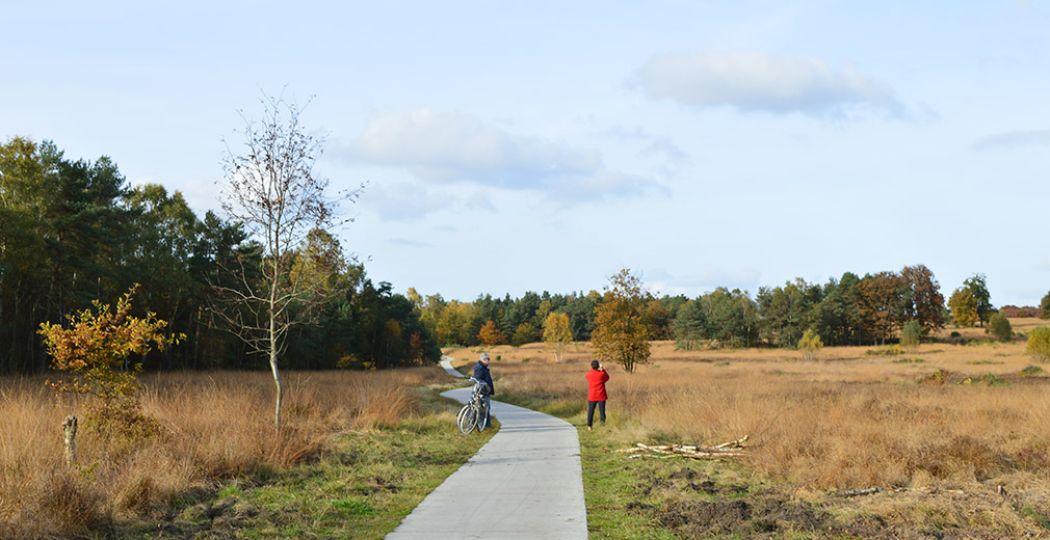 Ga er samen in de natuur op uit. Foto: DagjeWeg.NL.