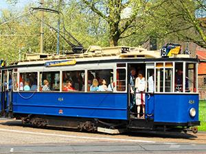 Historische tramlijn