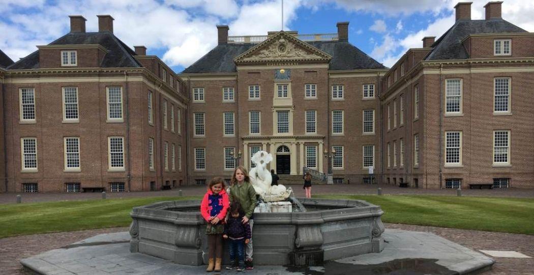 Lekker een dagje met de kids naar Paleis Het Loo. Foto: Redactie DagjeWeg.NL