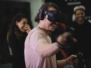De VR Arcade